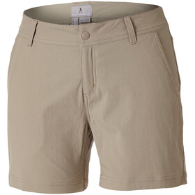 "Royal Robbins Alpine Road 5"" Pantaloncini Donna, khaki"